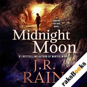 Midnight Moon audiobook cover art