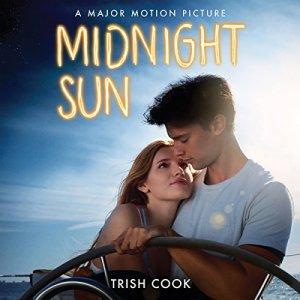Midnight Sun audiobook cover art