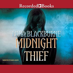 Midnight Thief audiobook cover art
