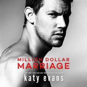 Million Dollar Marriage audiobook cover art
