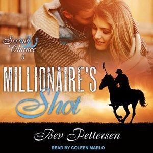 Millionaire's Shot audiobook cover art