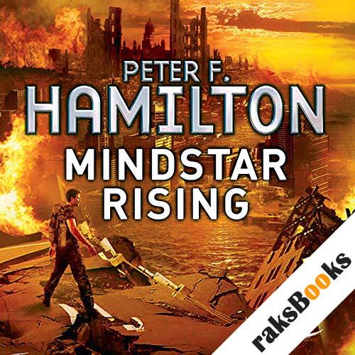 Mindstar Rising audiobook cover art