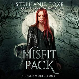 Misfit Pack audiobook cover art
