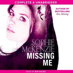 Missing, Me audiobook cover art