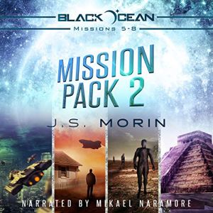Mission Pack 2 audiobook cover art