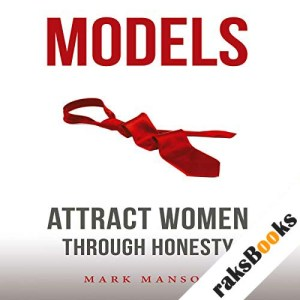 Models audiobook cover art