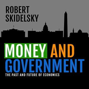 Money and Government audiobook cover art