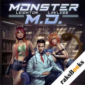 Monster M.D. audiobook cover art