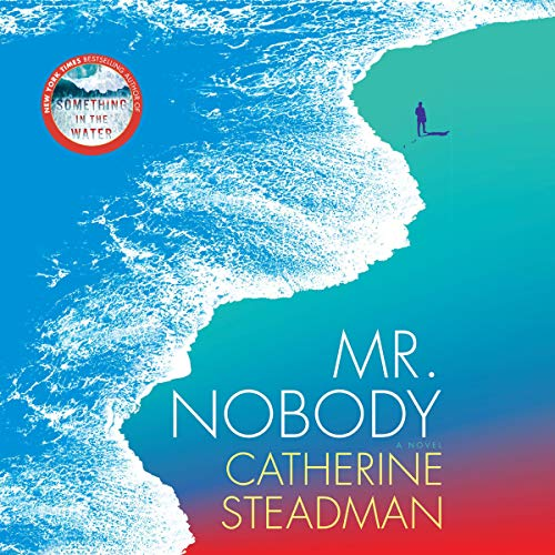 Mr. Nobody audiobook cover art