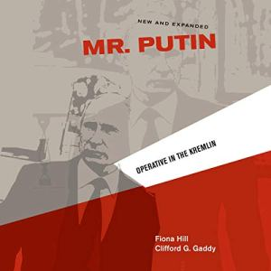 Mr. Putin audiobook cover art