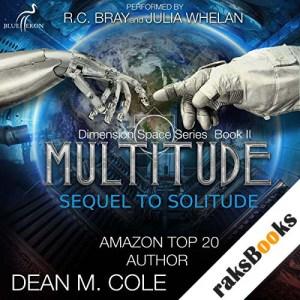 Multitude audiobook cover art