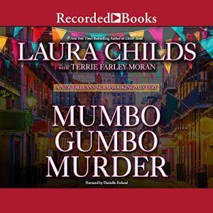 Mumbo Gumbo Murder audiobook cover art