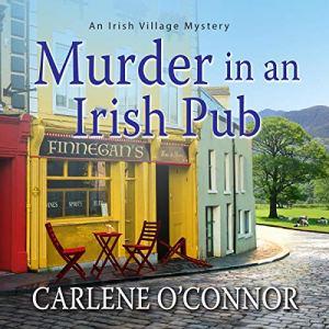 Murder in an Irish Pub audiobook cover art