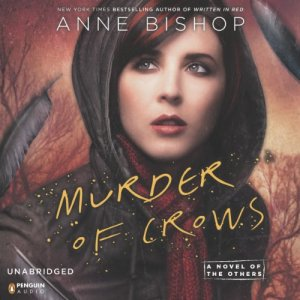 Murder of Crows audiobook cover art