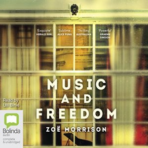 Music and Freedom audiobook cover art