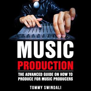 Music Production audiobook cover art