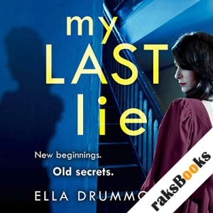 My Last Lie audiobook cover art