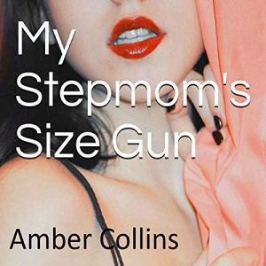 My Stepmom's Size Gun audiobook cover art