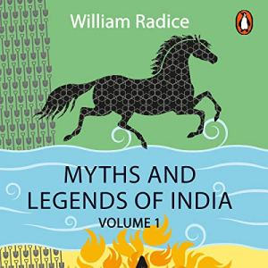 Myths and Legends of India Vol. 1 audiobook cover art