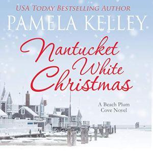 Nantucket White Christmas audiobook cover art
