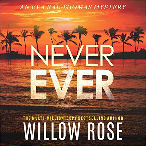 Never Ever audiobook cover art