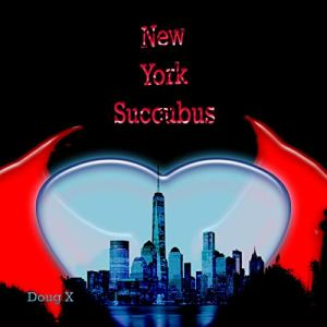 New York Succubus audiobook cover art
