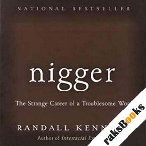 Nigger audiobook cover art
