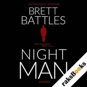 Night Man audiobook cover art