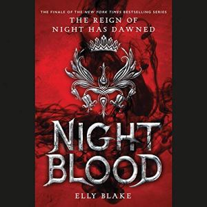 Nightblood audiobook cover art