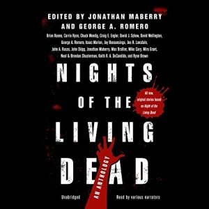 Nights of the Living Dead audiobook cover art