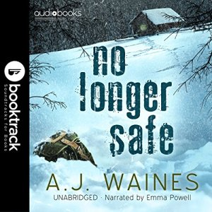 No Longer Safe (Booktrack Edition) audiobook cover art