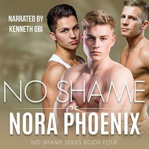 No Shame audiobook cover art