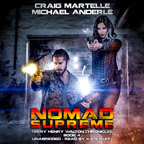 Nomad Supreme: A Kurtherian Gambit Series audiobook cover art