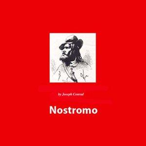 Nostromo audiobook cover art