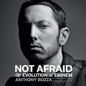 Not Afraid audiobook cover art