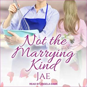 Not the Marrying Kind audiobook cover art