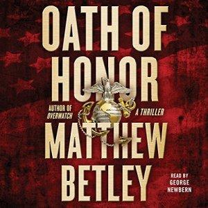 Oath of Honor audiobook cover art