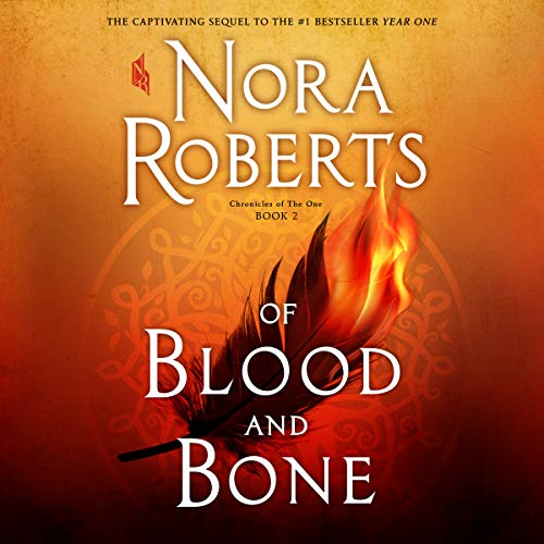 Of Blood and Bone audiobook cover art