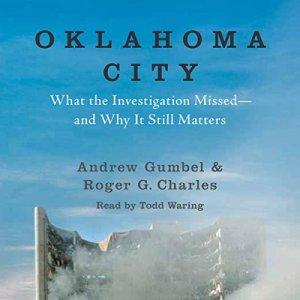 Oklahoma City audiobook cover art