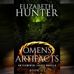 Omens and Artifacts audiobook cover art