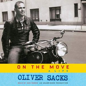 On the Move audiobook cover art