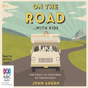 On the Road with Kids audiobook cover art