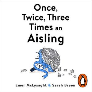 Once, Twice, Three Times an Aisling audiobook cover art