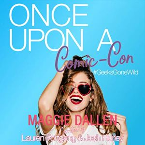 Once Upon a Comic-Con audiobook cover art