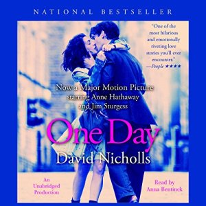 One Day audiobook cover art