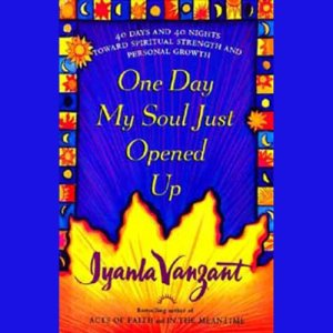 One Day My Soul Just Opened Up audiobook cover art