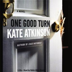 One Good Turn audiobook cover art