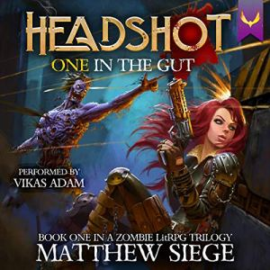 One in the Gut audiobook cover art