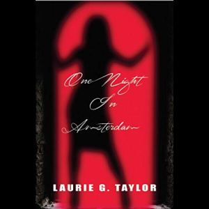 One Night in Amsterdam audiobook cover art