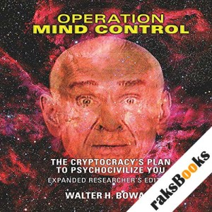 Operation Mind Control audiobook cover art